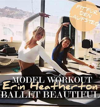Model Workout: Ballet Beautiful