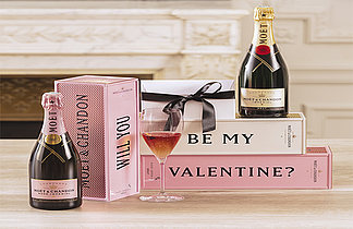 """Specially Yours"" Edition von Moët & Chandon"