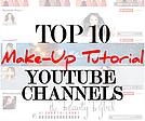 Die Top 10 Make-Up Tutorial Video Kanäle