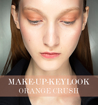 Make-Up-Keylooks: Orange Crush