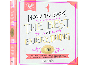 How To Look The Best At Everything von Benefit