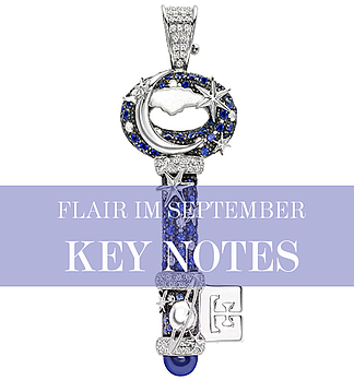 flair Magazin im September: Key Notes