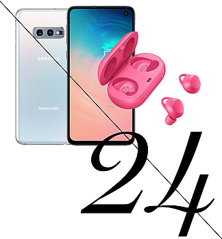Samsung Galaxy S10e plus In-ear-Headset Samsung Gear IconX