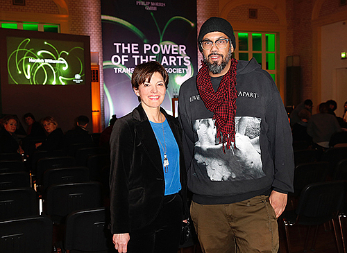 Foto: Getty Images for The Power of the Arts, eine Initiative von Philip Morris