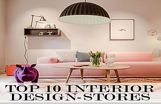 Top 8 Interior Shops