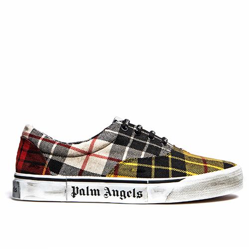 Sneaker aus Baumwolle von Palm Angels / Foto: PR