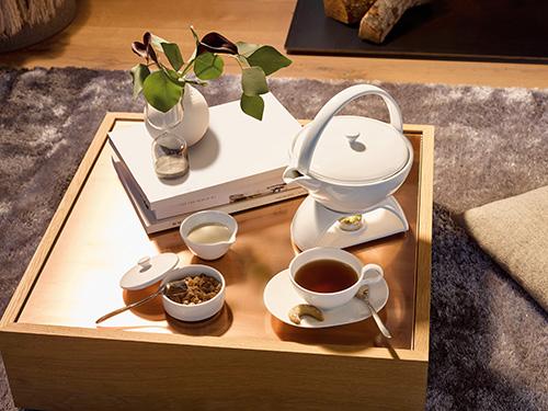 tea passion set von villeroy boch flair fashion home. Black Bedroom Furniture Sets. Home Design Ideas