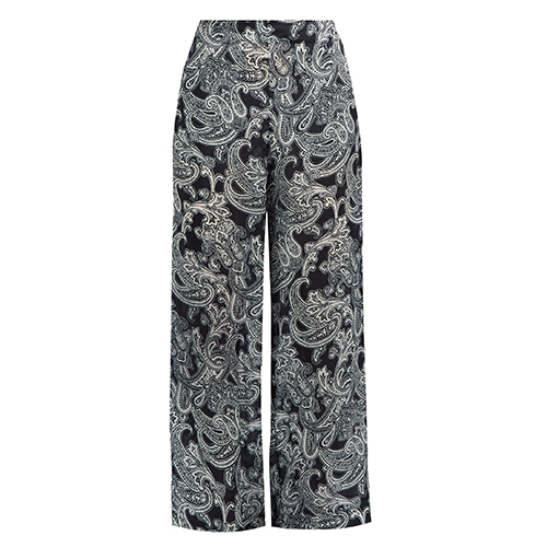 Tennessee paisley-print wide-leg trousers von Acne Studios