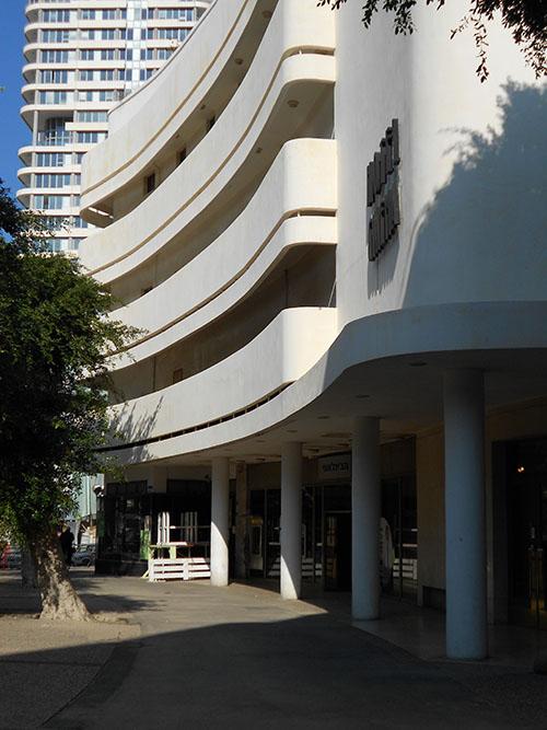 Foto Bauhaus Center Tel Aviv