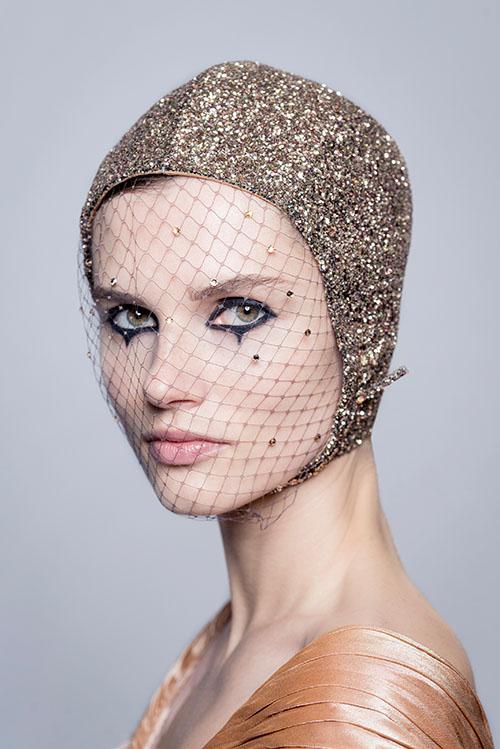 Spring-Summer 2019 Haute-Couture, Dior Show Backstage – Dior Make-up kreiert und gestyled von Peter Philips; Foto: Vincent Lappartient für Christian Dior Parfums