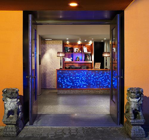 25hours Hotel Frankfurt The Goldman