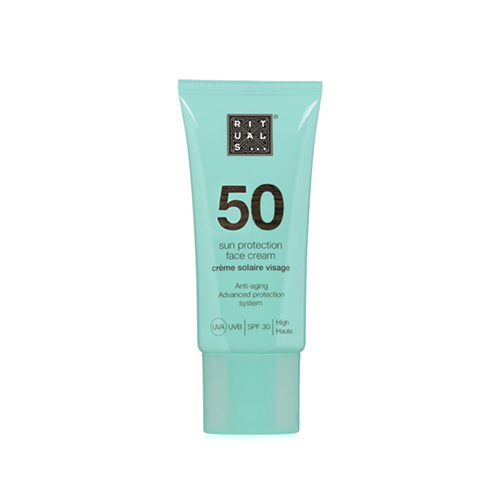 """Sun Protection Face Cream SPF 50"""