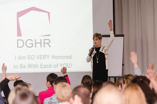Foto: DGHR | LISA TREUSCH, HEIKE ROST