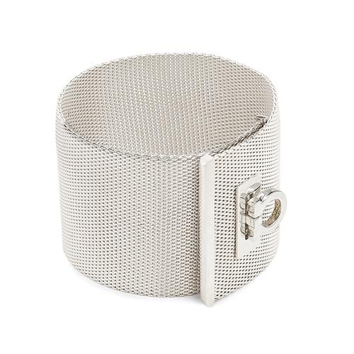 Gancio bracelet in Sterling Silber von Salvatore Ferragamo