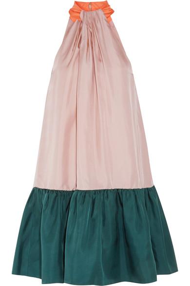 Neckholder-Kleid von Roksanda