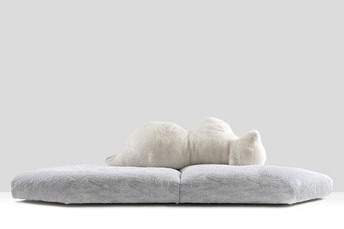 Insel der Geborgenheit: Sofa Pack von Francesco Binfaré für EDRA