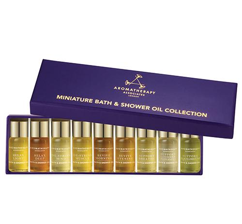 Aromatherapy Associates Bath Oil Collection