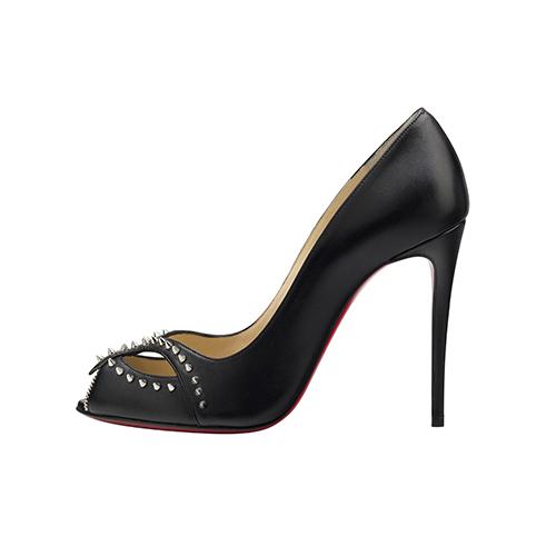 Christian Louboutin, Cagouletta Nappa Shiny Heels