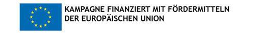 Die Kampagne ist eine Initiative des Blumenbüros und wird kofinanziert von der Europäischen Union