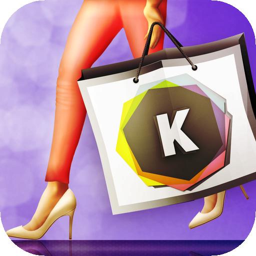 Fashion Kaleidoscope Icon