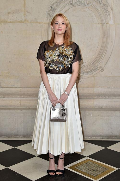 Haley Bennett / Foto: Dior