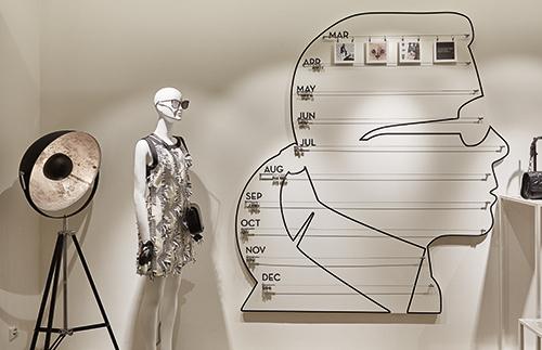 Karl Lagerfeld Pop-up-Store / Foto: KARL LAGERFELD