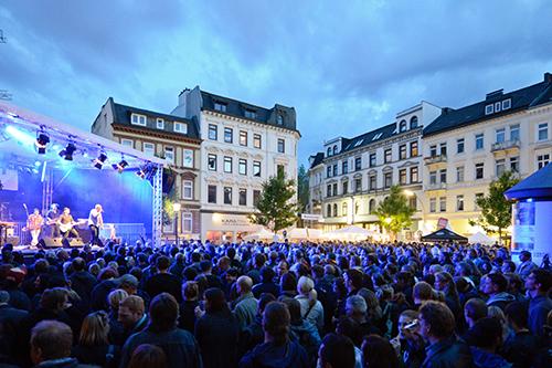 Straßenfest Bu?hnenprogramm © Thomas Panzau