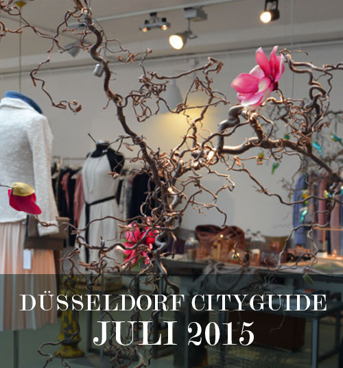 360 cityguide d sseldorf im juli 2015 flair fashion home. Black Bedroom Furniture Sets. Home Design Ideas
