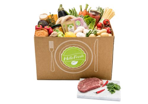 HelloFresh Box Classic Front 500