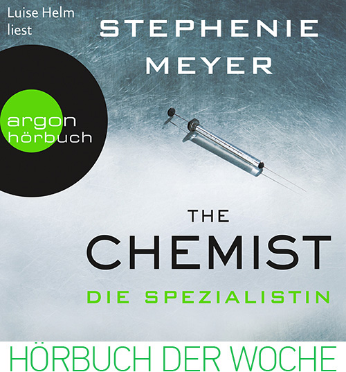 Stephenie Meyer: The Chemist – Die Spezialistin