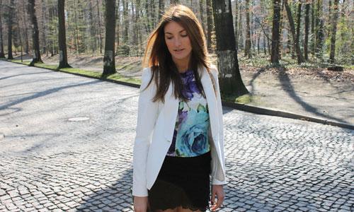 Blogger Sofia Dreikorn by Anna Daki