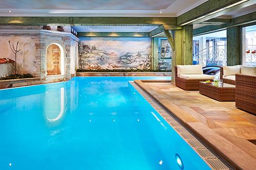 Erlebnishallenschwimmbad / Foto: Huber Fotografie