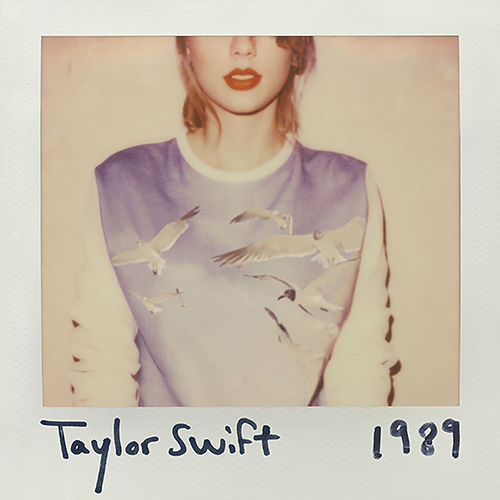 Taylor Swift 1989 Cover Standard - CMS Source_cr_Universal Music