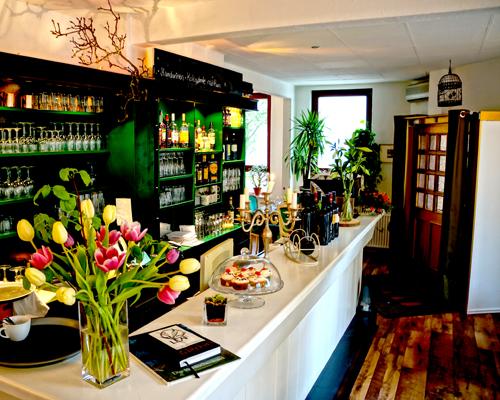 """Das Restaurant """"Leaf"""" in Hamburg"""