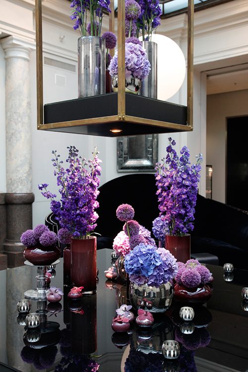 florale leidenschaft marsano blumen in berlin flair fashion home. Black Bedroom Furniture Sets. Home Design Ideas