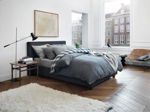 styleguide betten flair fashion home. Black Bedroom Furniture Sets. Home Design Ideas
