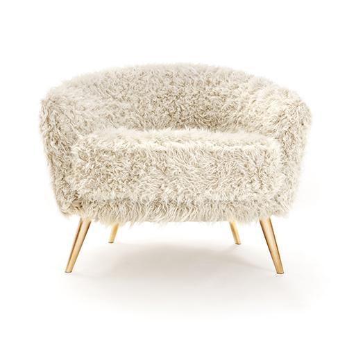 Warmes Nest für eine Person: Cutie Chair von Paula Sousa für MUNNA