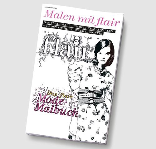 Malbuch fl0916 flairD cover schatten