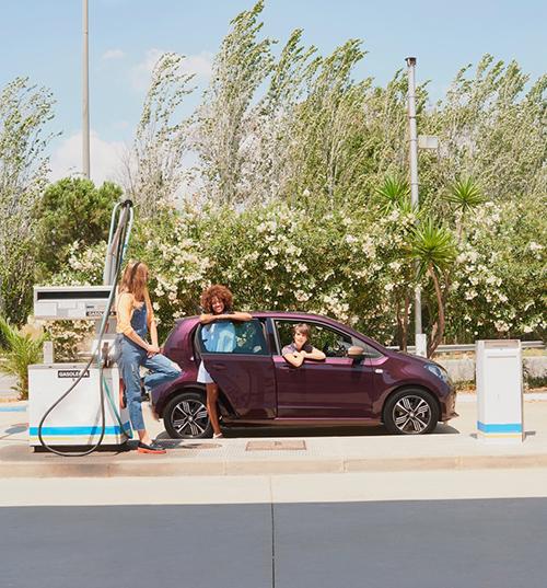 """Das Auto von heute reflektiert unsere Persönlichkeit. Der SEAT Mii beweist """",dass Großes macnhmal auch kleiner sein kann"""" so Alejandro Mesonero / Foto: PR"""