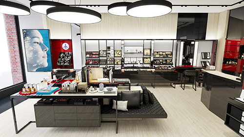 Die neue Chanel Beauté Boutique / Foto: Chanel PR