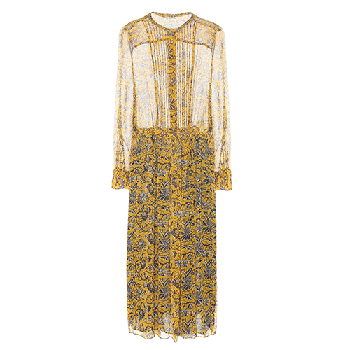 Baphir silk dress von Isabel Marant, Étoile