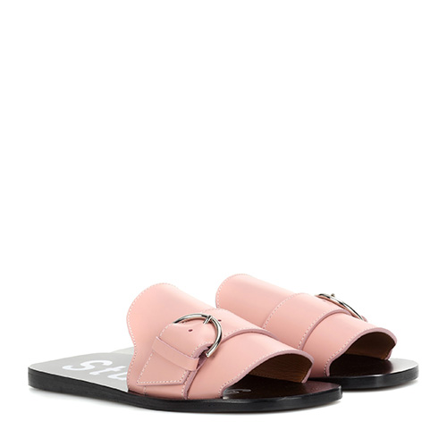 Virgie slip-on sandals von Acne Studios