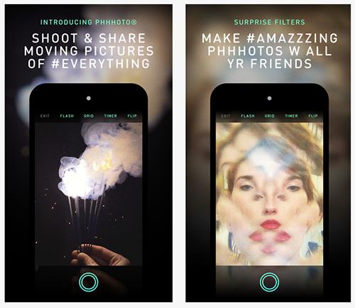 PHHHOTO Fashion Apps