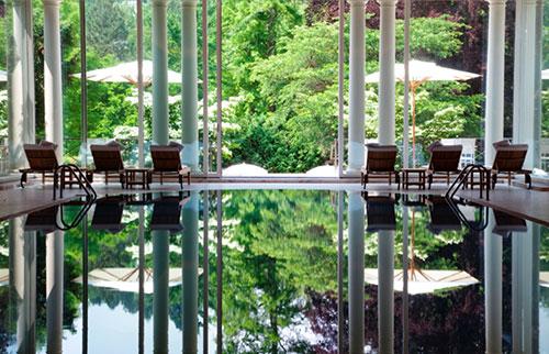 """""""Villa Stéphanie"""" im Brenners Park-Hotel"""
