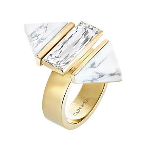 Symmetric Ring von Cadenzza