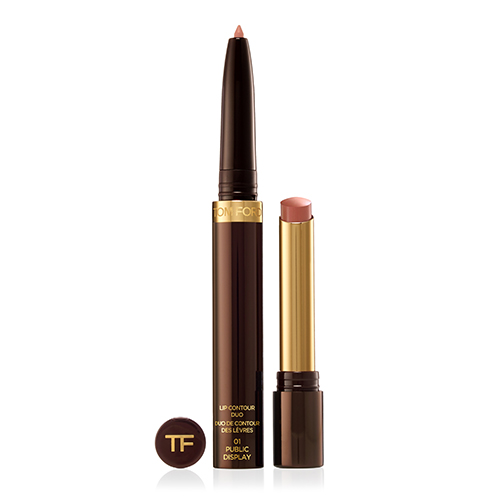 """Lip Contour Duo"" in ""Public Display"" von Tom Ford"