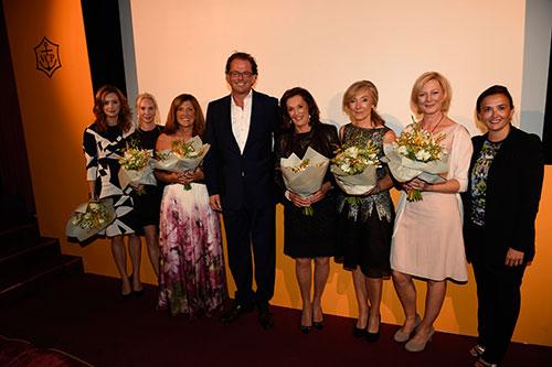Verleihung des Prix Veuve Clicquot 2014 im Soho House in Berlin