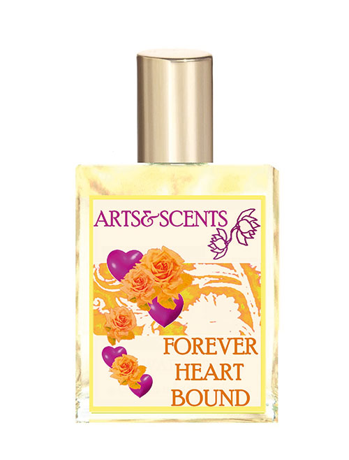 "Eau de Parfum ""FOREVER HEART BOUND"""