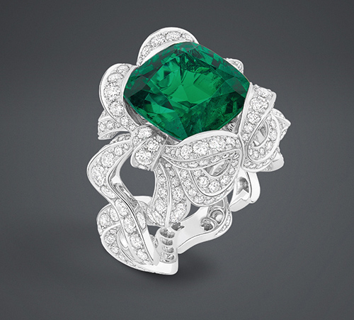 Angélique Ring von Dior / Foto: PR
