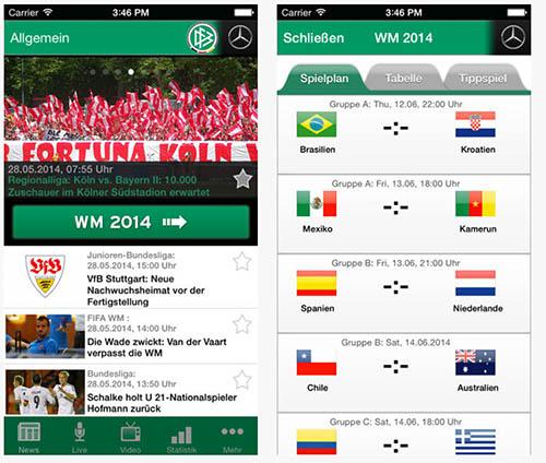 DFB (LAOLA1) App